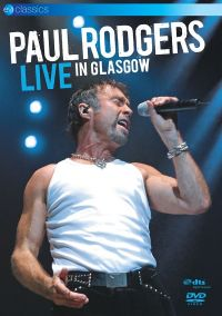 Cover Paul Rodgers - Live From Glasgow [DVD]
